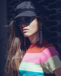 Walking the streets of CT with Emily was a blast. * * Model: Agency: * *
