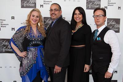 Diana Barcelo, Jef Hernandez, Crystal Manzo, Denio Clough