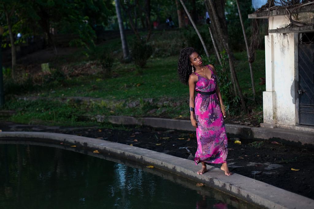 Eunice, Maputo, Mozambique.