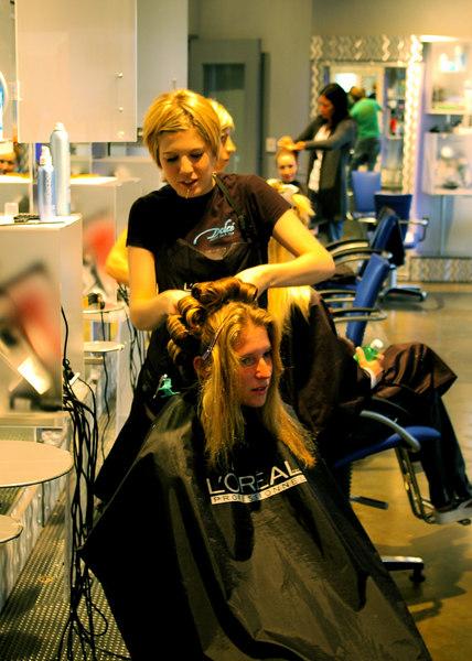 Agency 89 Spring Fling Hair & Makeup