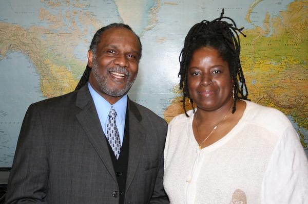 Pastor Starr Farewell Luncheon Feb. 09