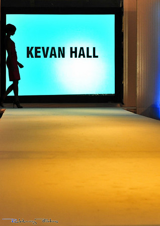 Couture by Kevan Hall.
