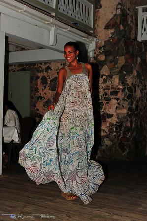 Supermodel Arlenis Pena Sosa.