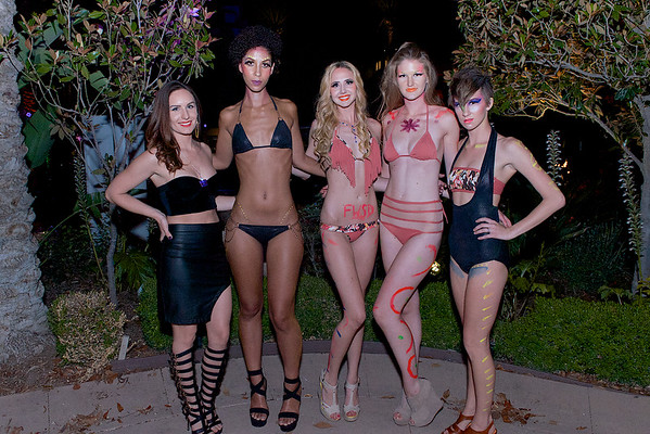 FWSD14:  Pre-Neon Nights Bikini Fashion Show (2014)