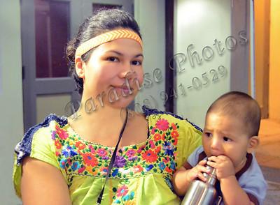 Estasia & Nyah baby 081811 368