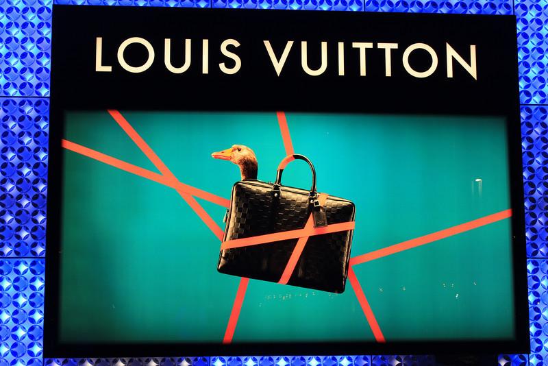 Louis Vuitton store MGM Complex Macau