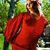 Model: Rio Van Zant<br /> HMUA: Sophia Provencal Davies<br /> Designer: Loralee Johnson North<br /> Location Owner: Cathy Duffin<br /> Photographer: Alex Weisman