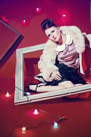 Model: Kimberly Bucki Hair/Makeup: Claire Latronica Photographer: Arielle Somberg (MaCherieArielle.com)  Date: Feb 2013