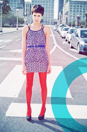 Model: Caroline Foreman (Model Mayhem: Carolina Antonia)  Photographer: Arielle Somberg (MaCherieArielle.com)  Location: Chicago  Date: Oct 2012