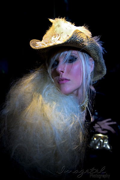 """Hats, Pasties, Bootie Shorts, Accessories by Ella Mental -  <a href=""""http://www.ellamental.net"""">http://www.ellamental.net</a>.   Make up & Skin care by Jules McCarthy - <a href=""""http://julesmakeupsf.com"""">http://julesmakeupsf.com</a>.   Hair by Katie Kimball"""