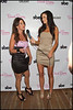 Real Housewives of O.C's Lynne Curtin being interviewed by Jayde Nicole