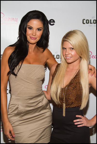 Jayde Nicole and Chanel WestCoast