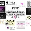Pink Fashion Show Logo