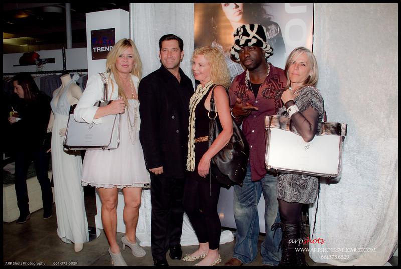 "Damien Earl Matthias AKA ""E-Love"" (Producer) and friends."
