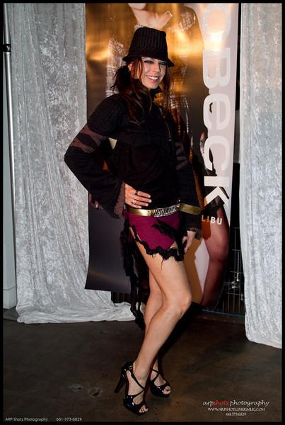 Holiday Hadley - Fashion Revisionist / Celebrity Stylist - Owner of Slippery Rabbit Designs