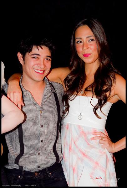 SJOBECK's designers Jesse Ray Vasquez & Lani Lupton
