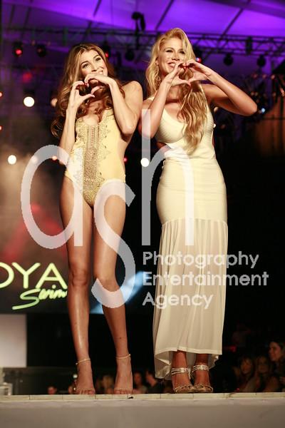 FUNKSHION Fashion Week Miami Beach 3.22.15 Designer: Liliana Montoya