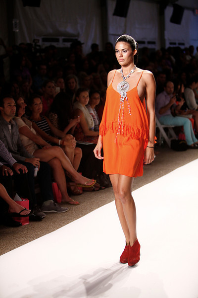 Mercedes Benz Fashion Week Swim 2014 Miami, FL Monica Wise LSpace