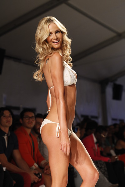 Mercedes Benz Fashion Week Swim Miami 2015  Liliana Montoya Show