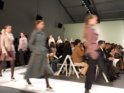 Fashion Week, Feb 2006