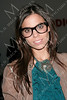 NEW YORK - FEBRUARY 04:  Socialite Ally Hilfiger attends Iodice Fall 2008 during Mercedes-Benz Fashion at Bryant Park on February 4, 2008 in New York City.  (Photo by Steve Mack/S.D. Mack Pictures) *** Local Caption *** Ally Hilfiger