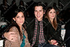 NEW YORK - FEBRUARY 04:  Socialites Ally Hilfiger, Luigi Tadini and Olivia Palermo (R) attend Iodice Fall 2008 during Mercedes-Benz Fashion at Bryant Park on February 4, 2008 in New York City.  (Photo by Steve Mack/S.D. Mack Pictures) *** Local Caption *** Ally Hilfiger; Luigi Tadini; Olivia Palermo
