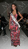 NEW YORK - FEBRUARY 04: Miss New York Danielle Roundtree attends Iodice Fall 2008 during Mercedes-Benz Fashion at Bryant Park on February 4, 2008 in New York City. (Photo by Steve Mack/S.D. Mack Pictures) *** Local Caption *** Danielle Roundtree