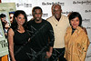 """NEW YORK - FEBRUARY 04:  Actress Audra McDonald, Executive Producer Sean 'Diddy' Combs, Director Kenny Leon and Actress Phylicia Rashad attend the Screening Of """"A Raisin In The Sun"""" hosted by Timestalks at the Times Center on February 4, 2008 in New York City.  (Photo by Steve Mack/S.D. Mack Pictures) *** Local Caption *** Audra McDonald; Sean 'Diddy' Combs; Kenny Leon; Phylicia Rashad"""