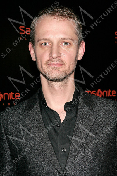 NEW YORK - FEBRUARY 05:  Samsonite Creative Director Quentin Mackay attends the Samsonite Black Label Launch of Iconic Trunk Collection Fall 2008 during Mercedes-Benz Fashion Week at The Cellar Bar at the Bryant Park Hotel on February 5, 2008 in New York City.  (Photo by Steve Mack/S.D. Mack Pictures) *** Local Caption *** Quentin Mackay