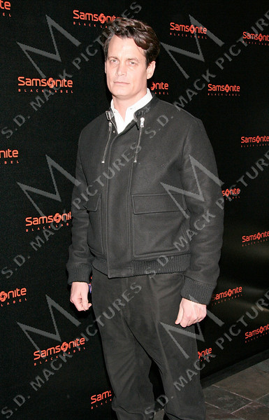NEW YORK - FEBRUARY 05:  Socialite Matthew Mellon attends the Samsonite Black Label Launch of Iconic Trunk Collection Fall 2008 during Mercedes-Benz Fashion Week at The Cellar Bar at the Bryant Park Hotel on February 5, 2008 in New York City.  (Photo by Steve Mack/S.D. Mack Pictures) *** Local Caption *** Matthew Mellon