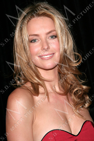 NEW YORK - FEBRUARY 07:  Model and former Miss Universe Jennifer Hawkins attends Jayson Brunsdon Fall 2008 during Mercedes-Benz Fashion at Bryant Park on February 7, 2008 in New York City.  (Photo by Steve Mack/S.D. Mack Pictures) *** Local Caption *** Jennifer Hawkins