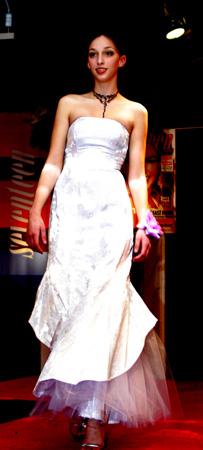 Macy's Seventeen prom Fashion show 2004