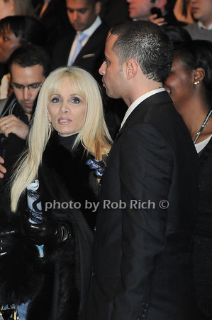 Victoria Gotti, Carmine Gotti<br /> <br /> photo by Rob Rich © 2010 robwayne1@aol.com 516-676-3939
