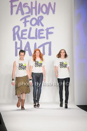 Alan Cumming, Maggie Rizer, guest<br /> <br /> photo by Rob Rich © 2010 robwayne1@aol.com 516-676-3939