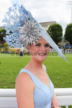 Brooke Sketchley - RDS Most Creative Hat Competition (July 2016)