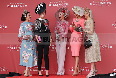 Best Dressed Lady Competition (April 2017)