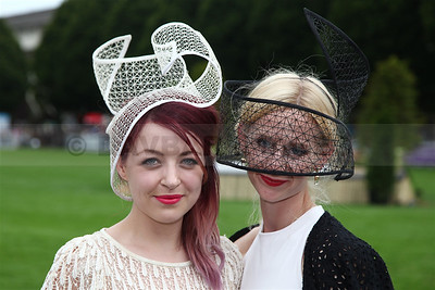 Ladies Day at the RDS (August 2014)