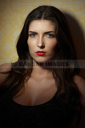 Hannah Devane - Andrea Roche Model Agency (September 2011)