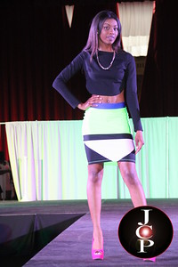 Geogian Court University Fashion At The Court Fashion Show