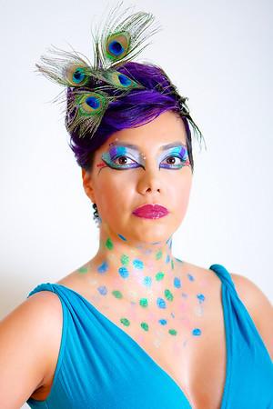 Tampa Glam Squad Hair & Make up Model Photo Shoot, Florida