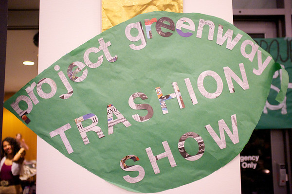 Project Greenway Trashion Show 3/15/2012