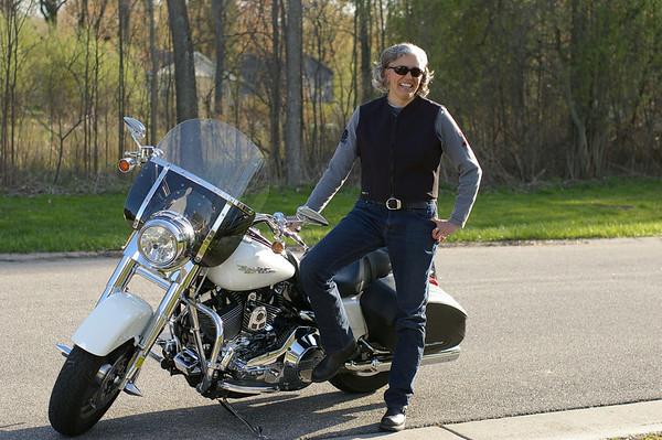 Ro's Harley