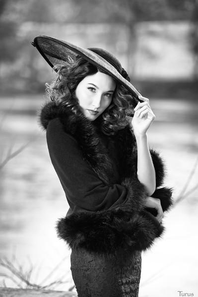 Homage to Ava Gardner featuring Maddie