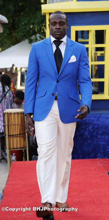 Houston Ifest 2012 Fashion Show