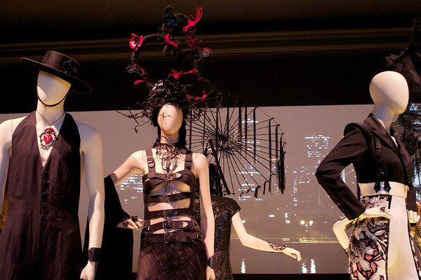 Jean Paul Gaultier to the backdrop of Montreal