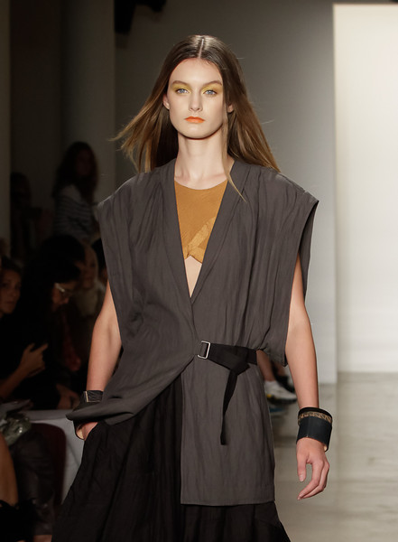 Jeremy Laing Runway at Milk Studios  SS 2012