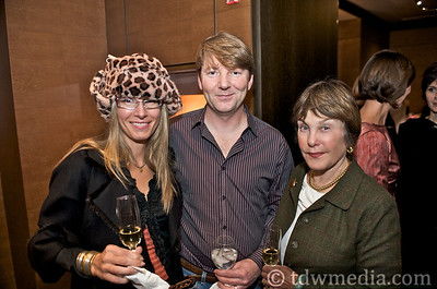 Kristen Kohary, Johnathan Bailey, and Nancy Leavens