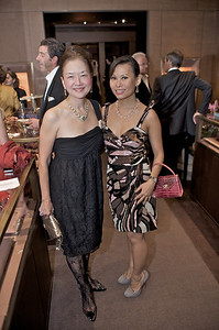 Olivia Hsu Decker and Elaine Foo
