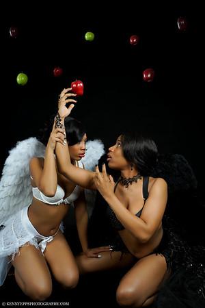 KEN'S  SPECIAL ANGELS