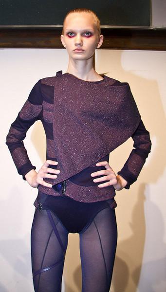 Katie Gallagher Presentation NY Fashion Week Spring 2011